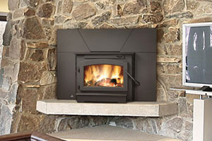 Timberwolf Wood Fireplace Inserts