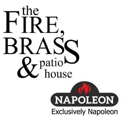 The Fire Brass Patio